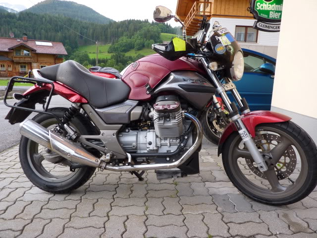 1987 Moto Guzzi Mille GT (reduced effect) #5