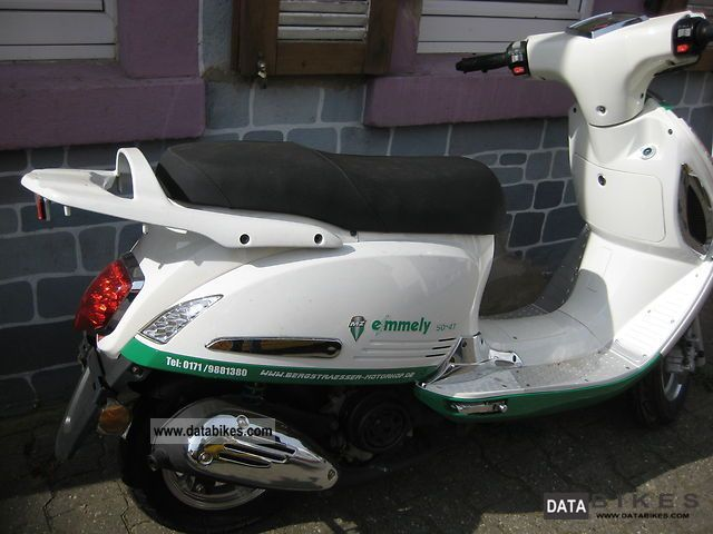 MZ Emmely E-Scooter #5