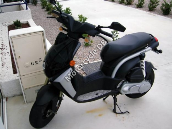 2007 MZ Mantizz 125 #6