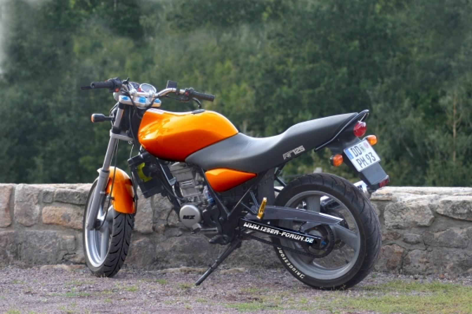 2006 MZ RT 125 Striker #1