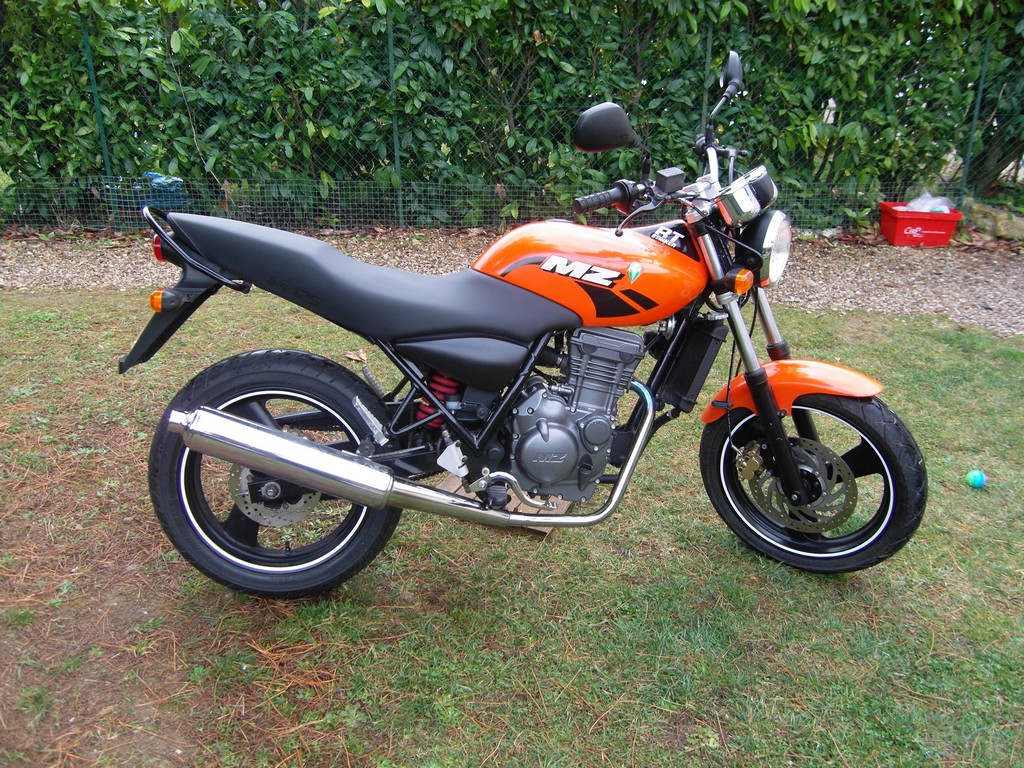2006 MZ RT 125 Striker #10