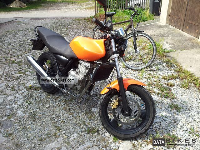 2006 MZ RT 125 Striker #7