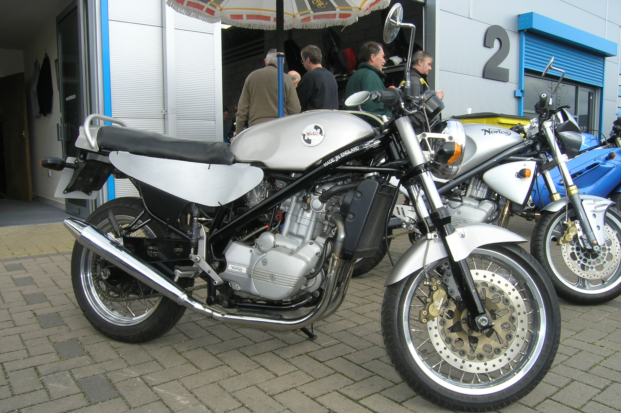 Norton C 652 SM International #8