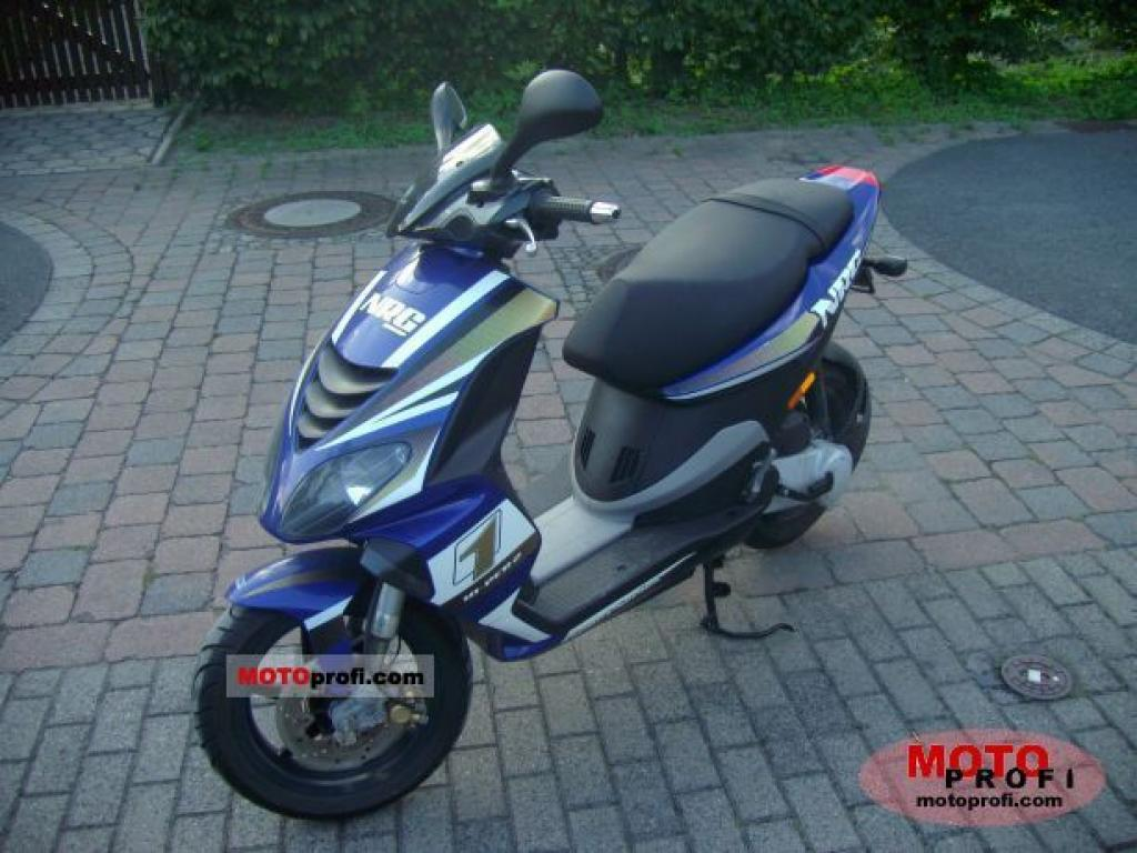 Piaggio NGR Power DT #2