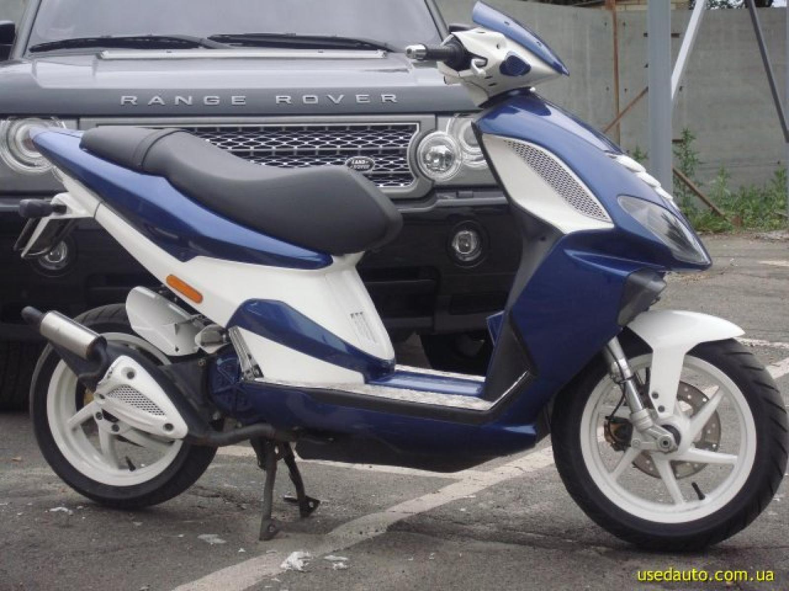Piaggio NGR Power DT #1