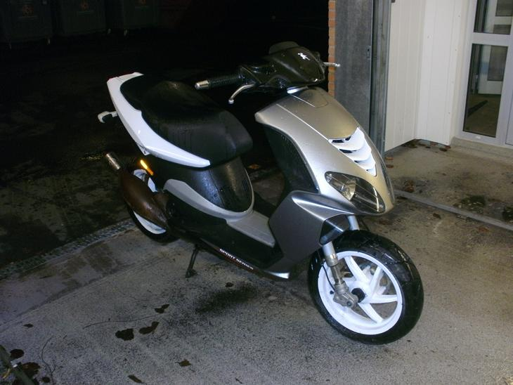 Piaggio NGR Power DT #3
