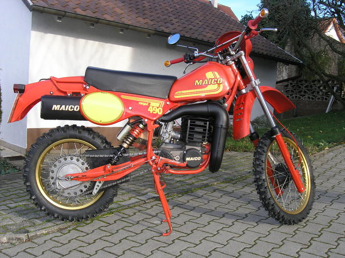 Puch GS 125 F 5 #4