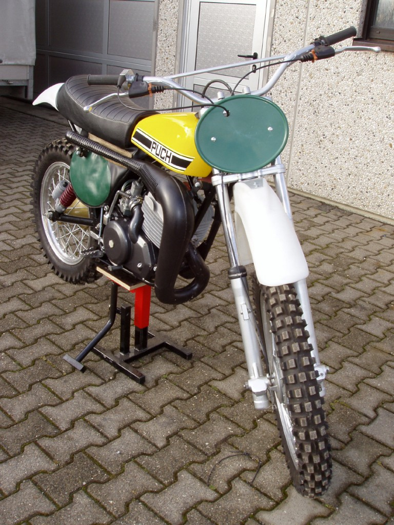 Puch GS 125 F 5 #3