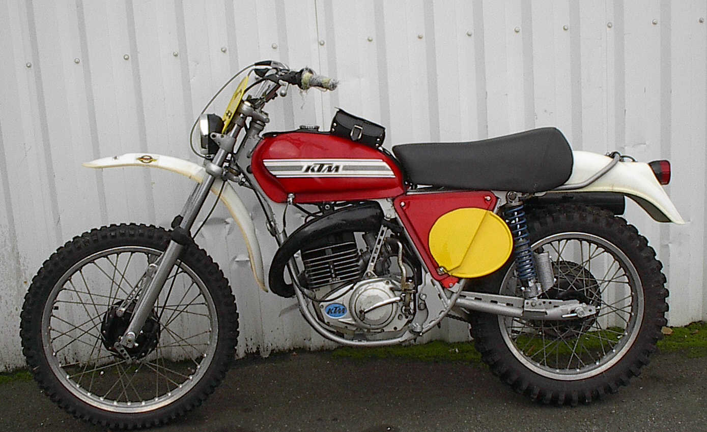 1988 Puch GS 250 HF #4