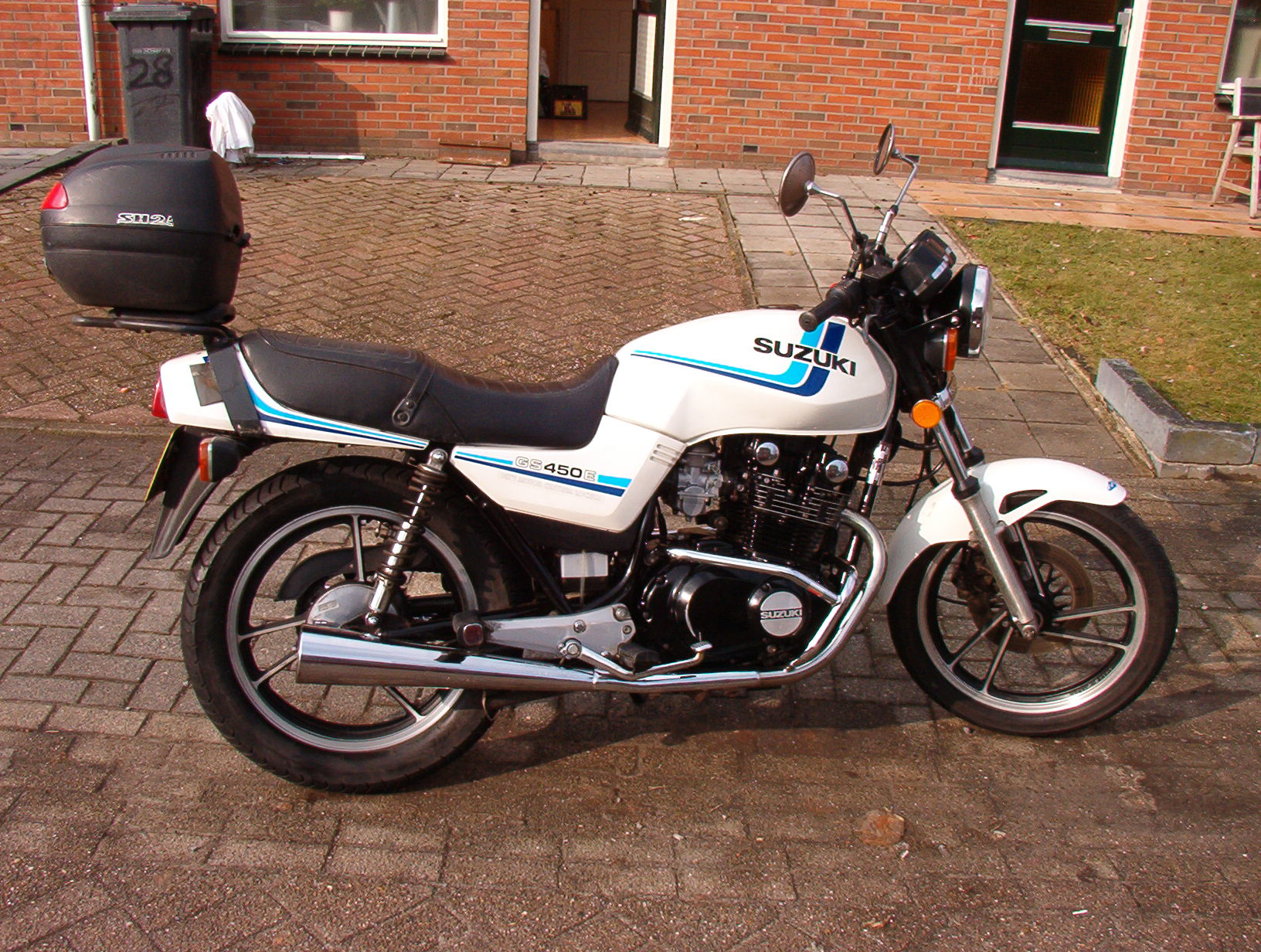 1988 Puch GS 250 HF #5