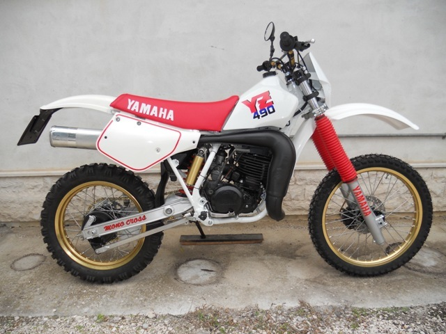 1988 Puch GS 250 HF #9