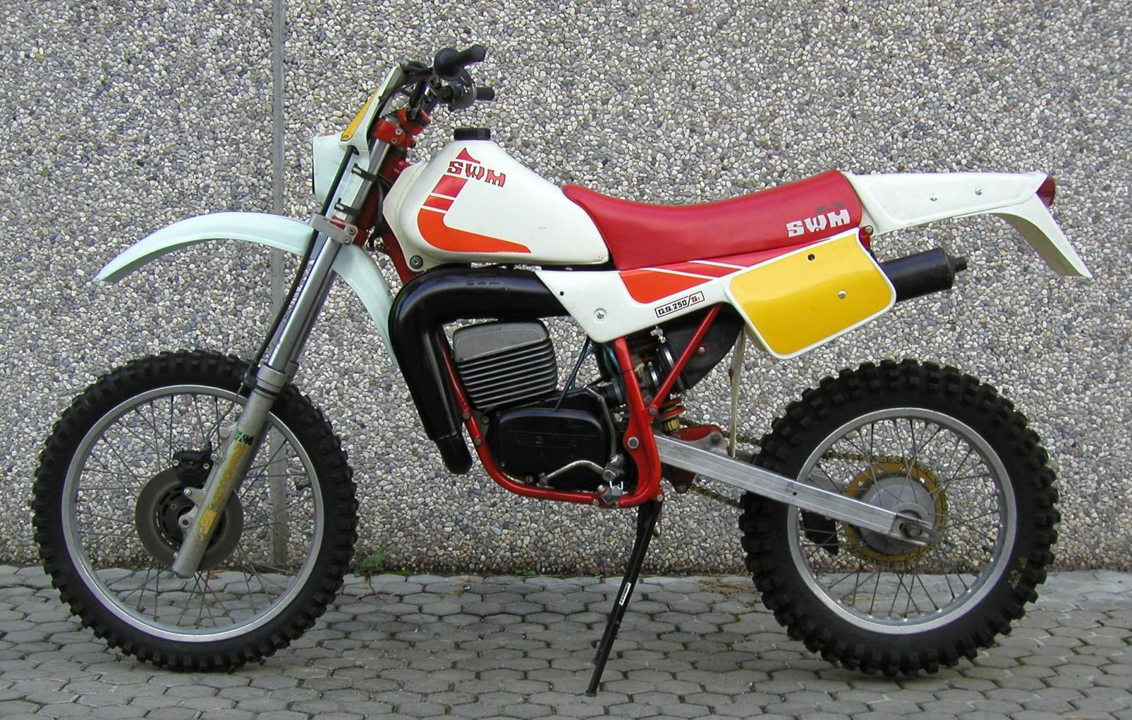 1988 Puch GS 250 HF #6