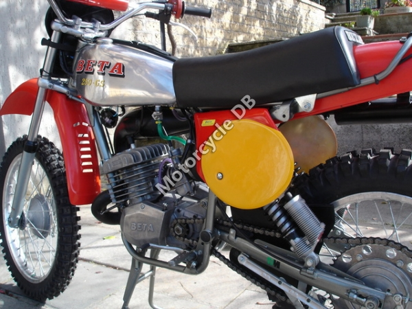 1988 Puch GS 250 HF #8