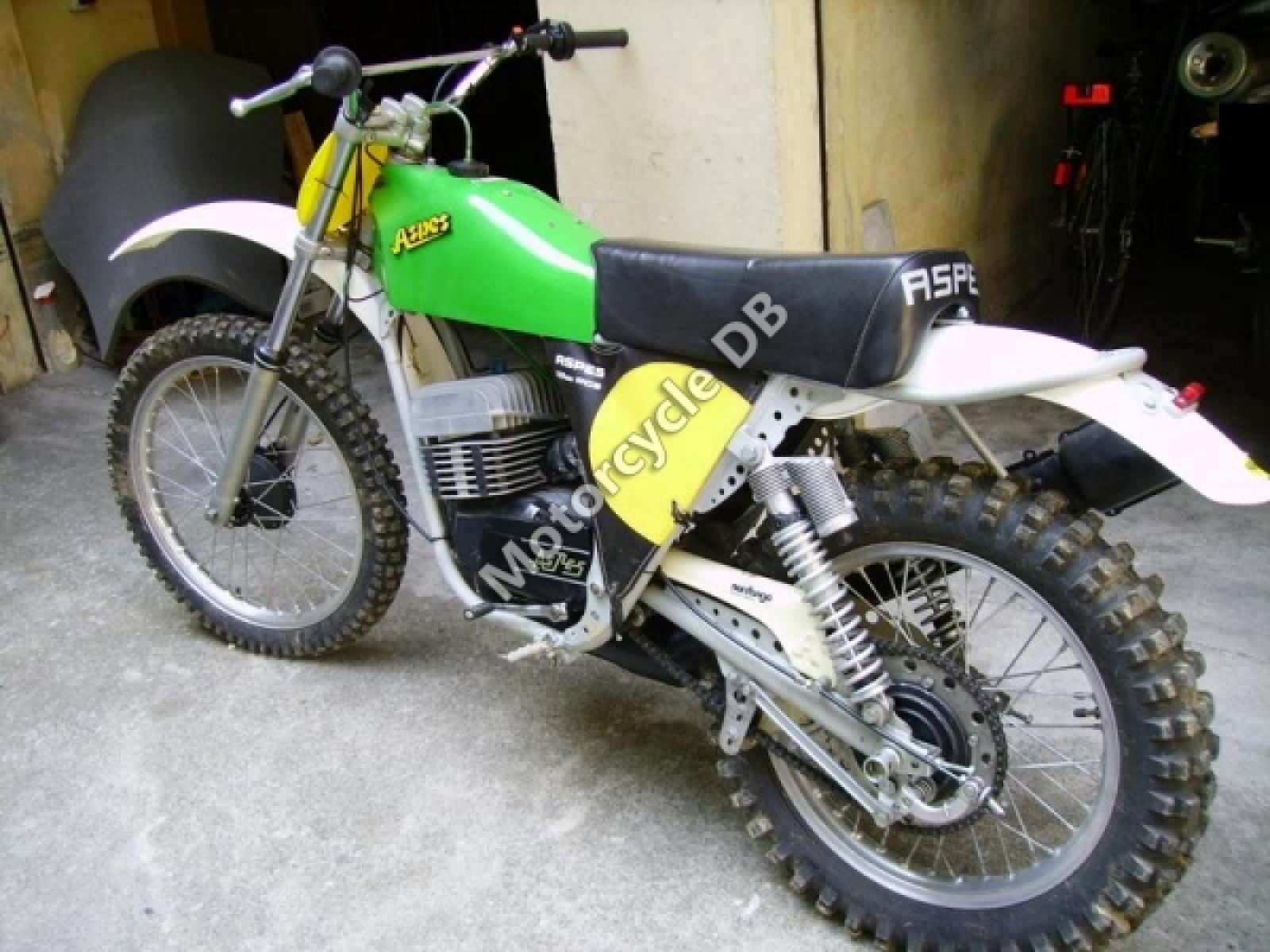 1988 Puch GS 250 HF #3