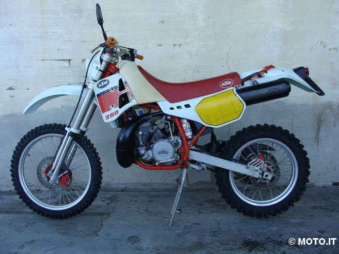 1988 Puch GS 250 HF #7