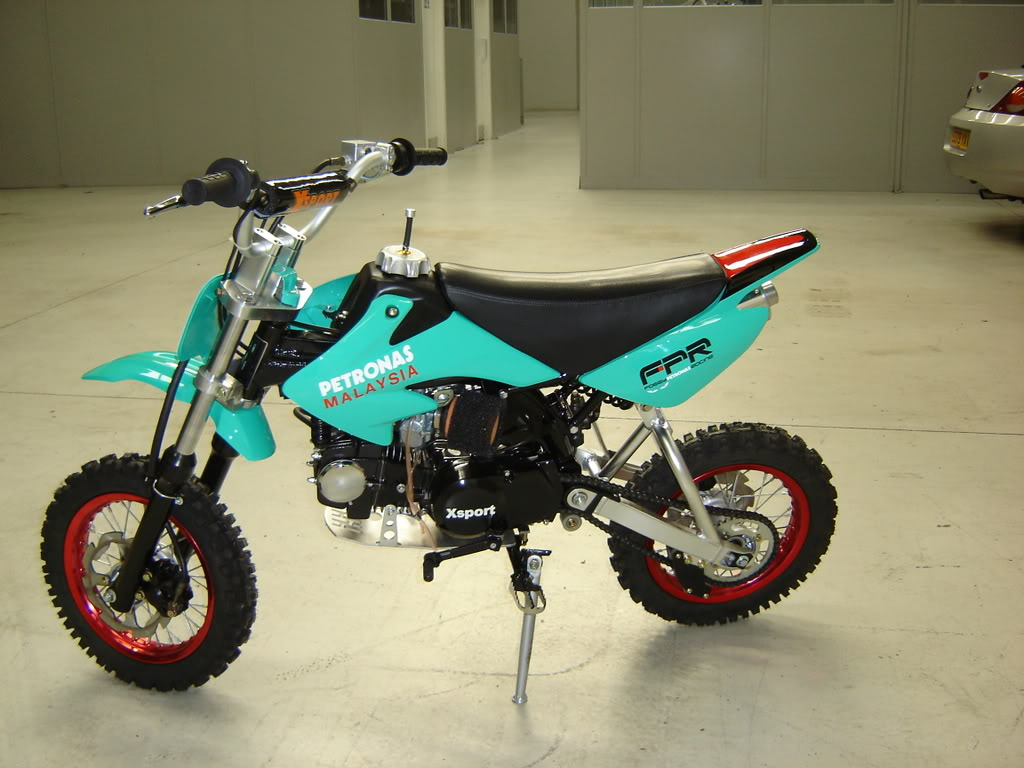 1988 Puch GS 250 HF #12