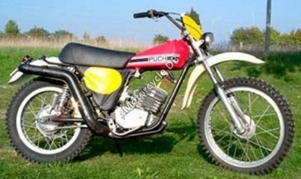 1986 Puch GS 560 F 4 T #1