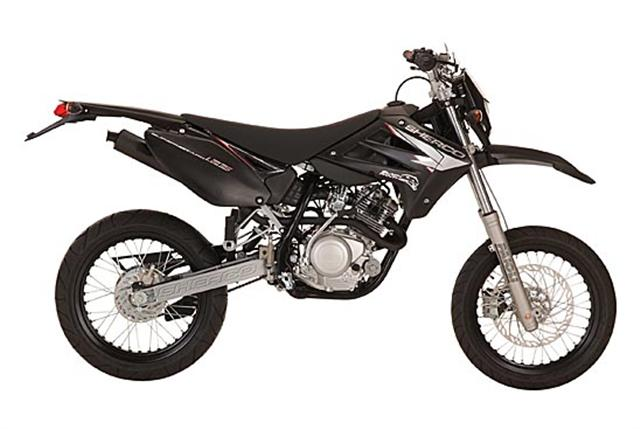 Sherco 125 Supermotard #1