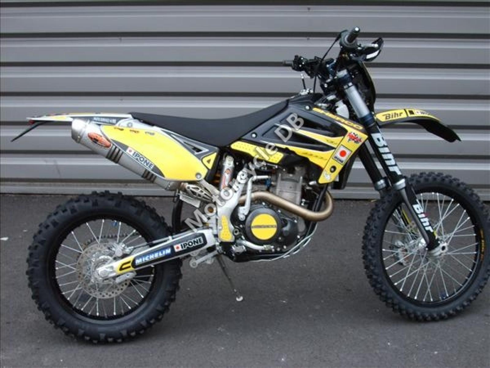 2007 Sherco 50cs Supermotard #1