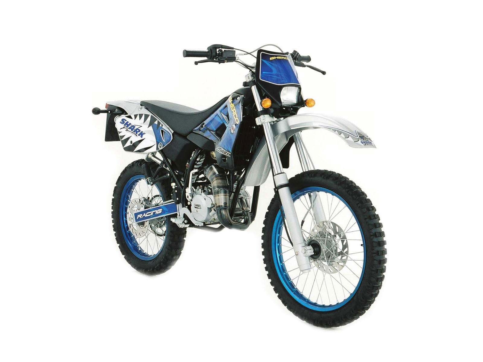 2007 Sherco 50cs Supermotard #4