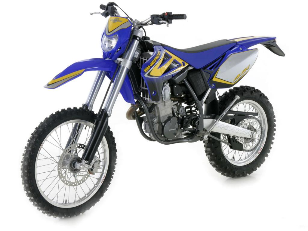 2007 Sherco 50cs Supermotard #2