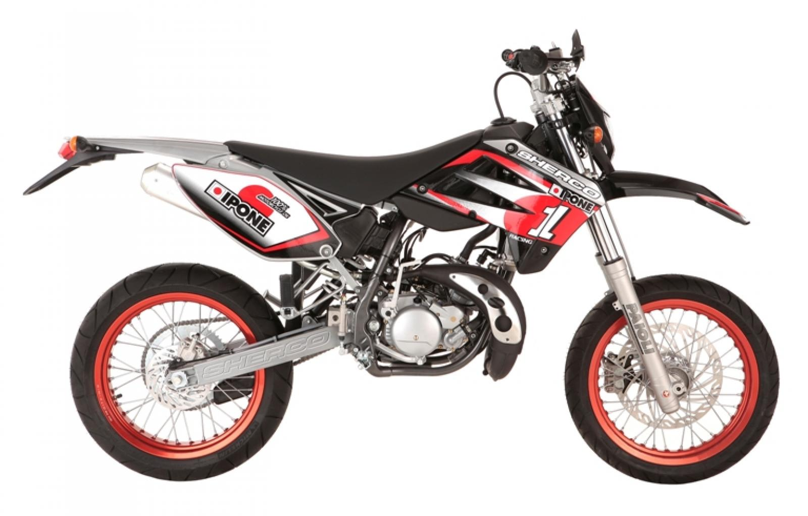 2007 Sherco 50cs Supermotard #9