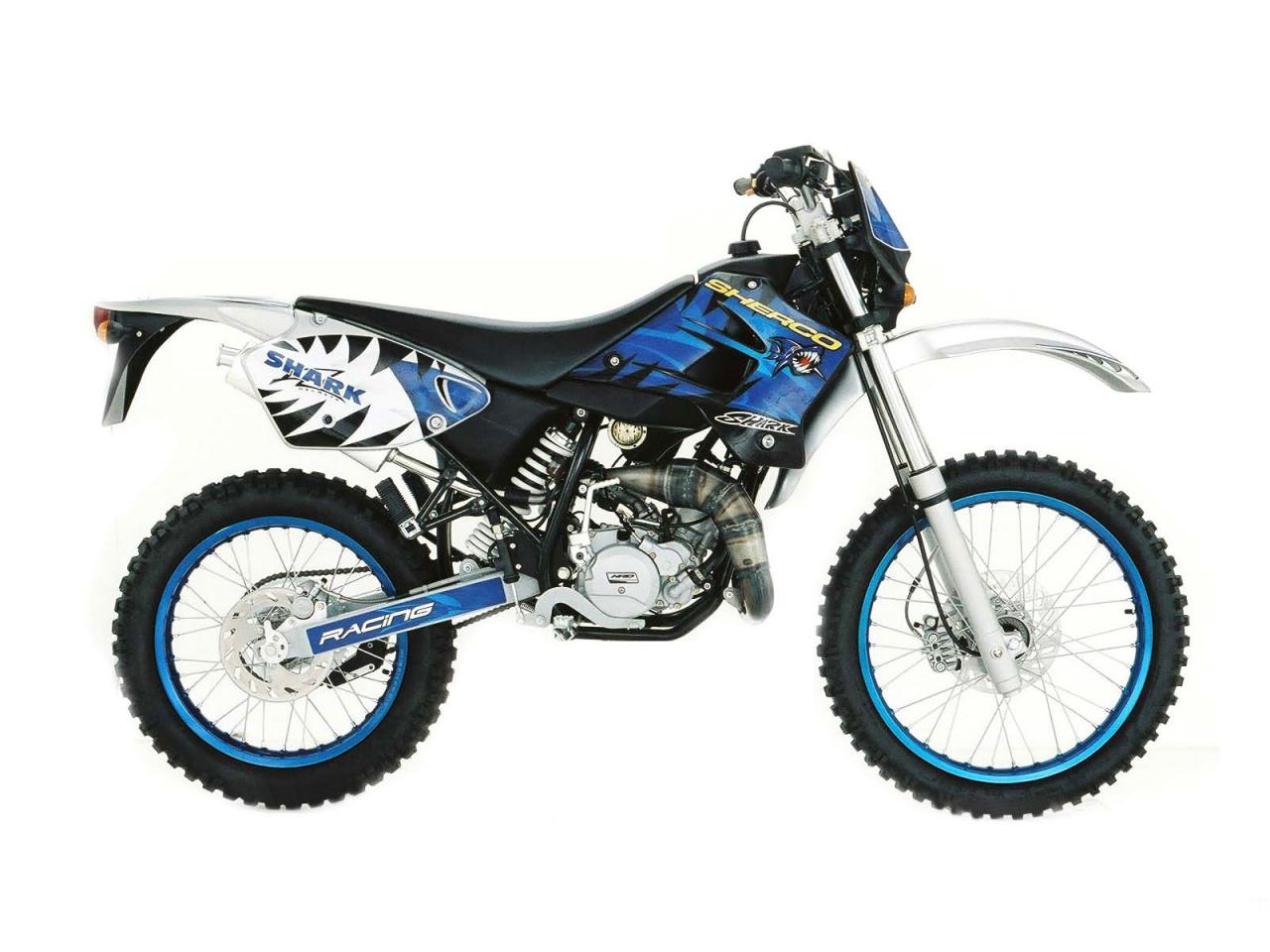 2007 Sherco 50cs Supermotard #3