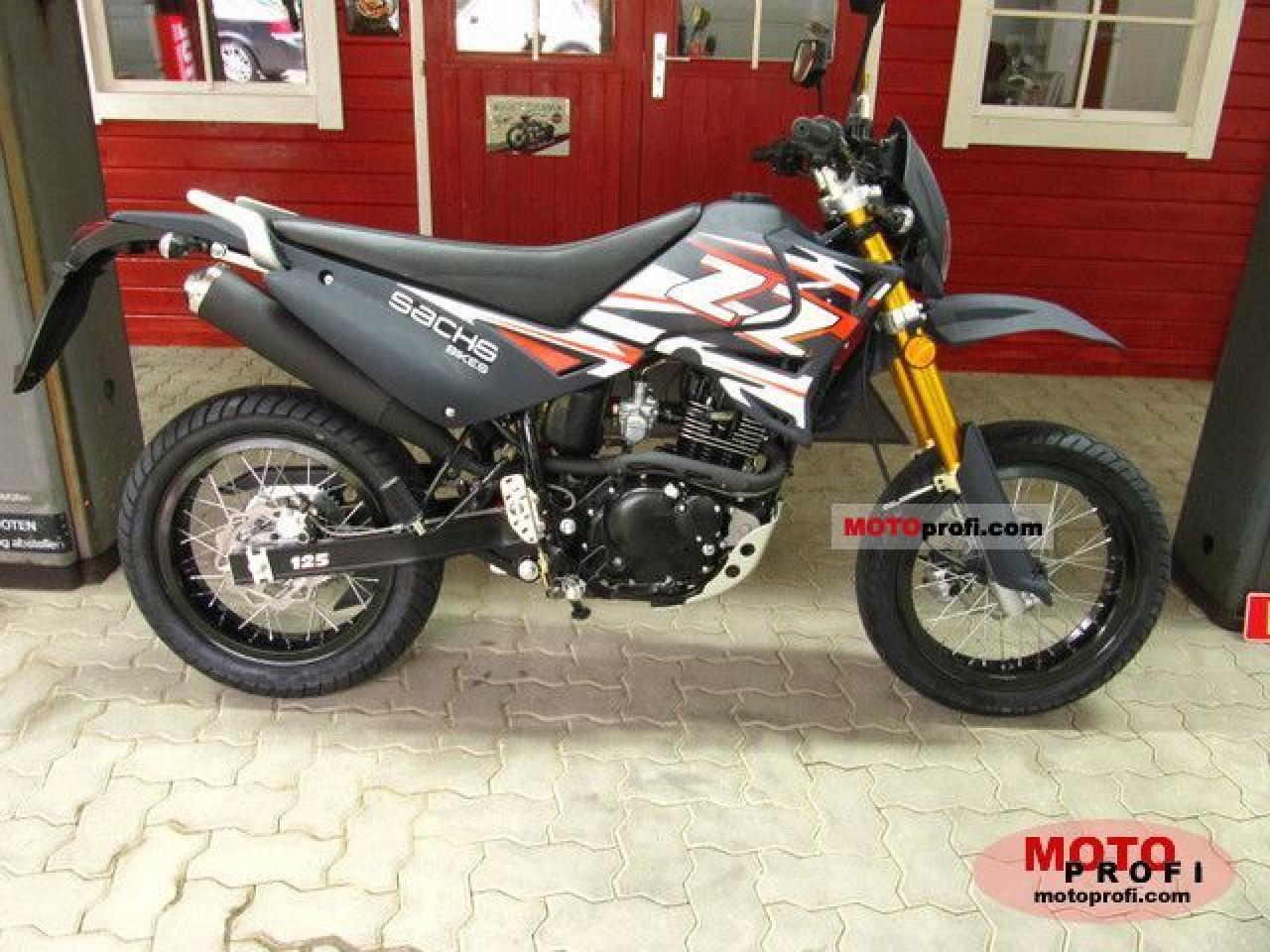 2007 Sherco 50cs Supermotard #5