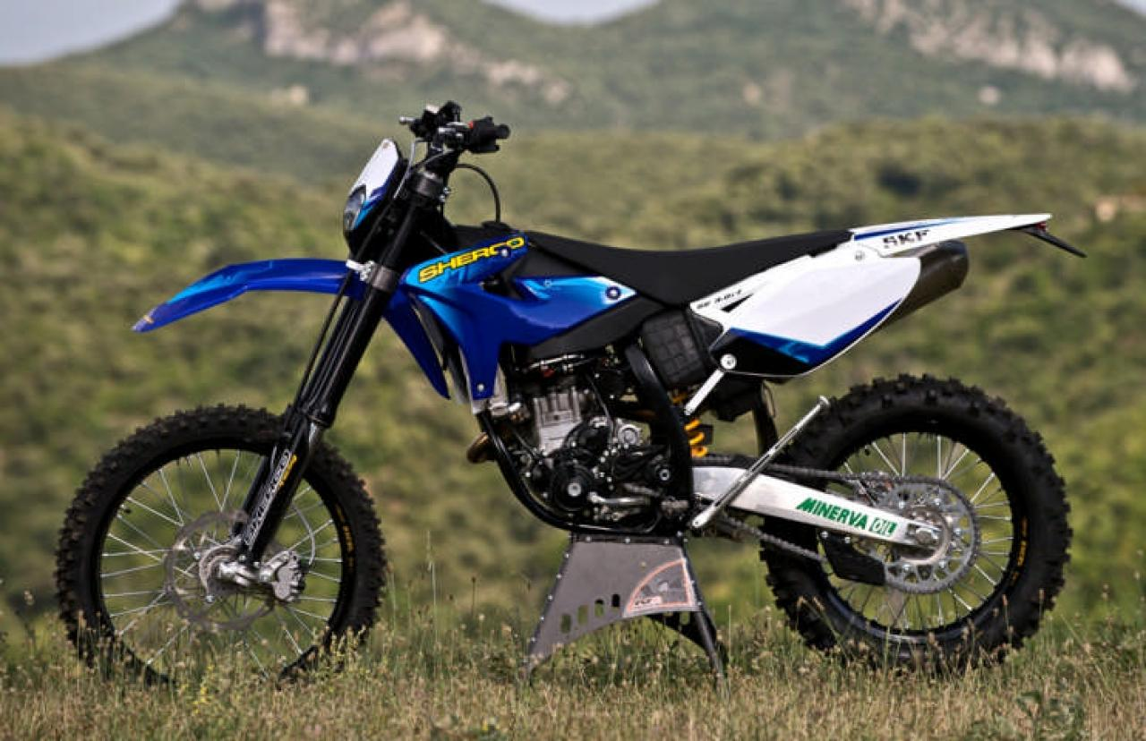 2007 Sherco 50cs Supermotard #7