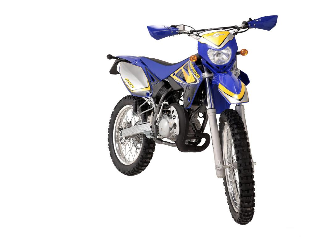 2007 Sherco 50cs Supermotard #6