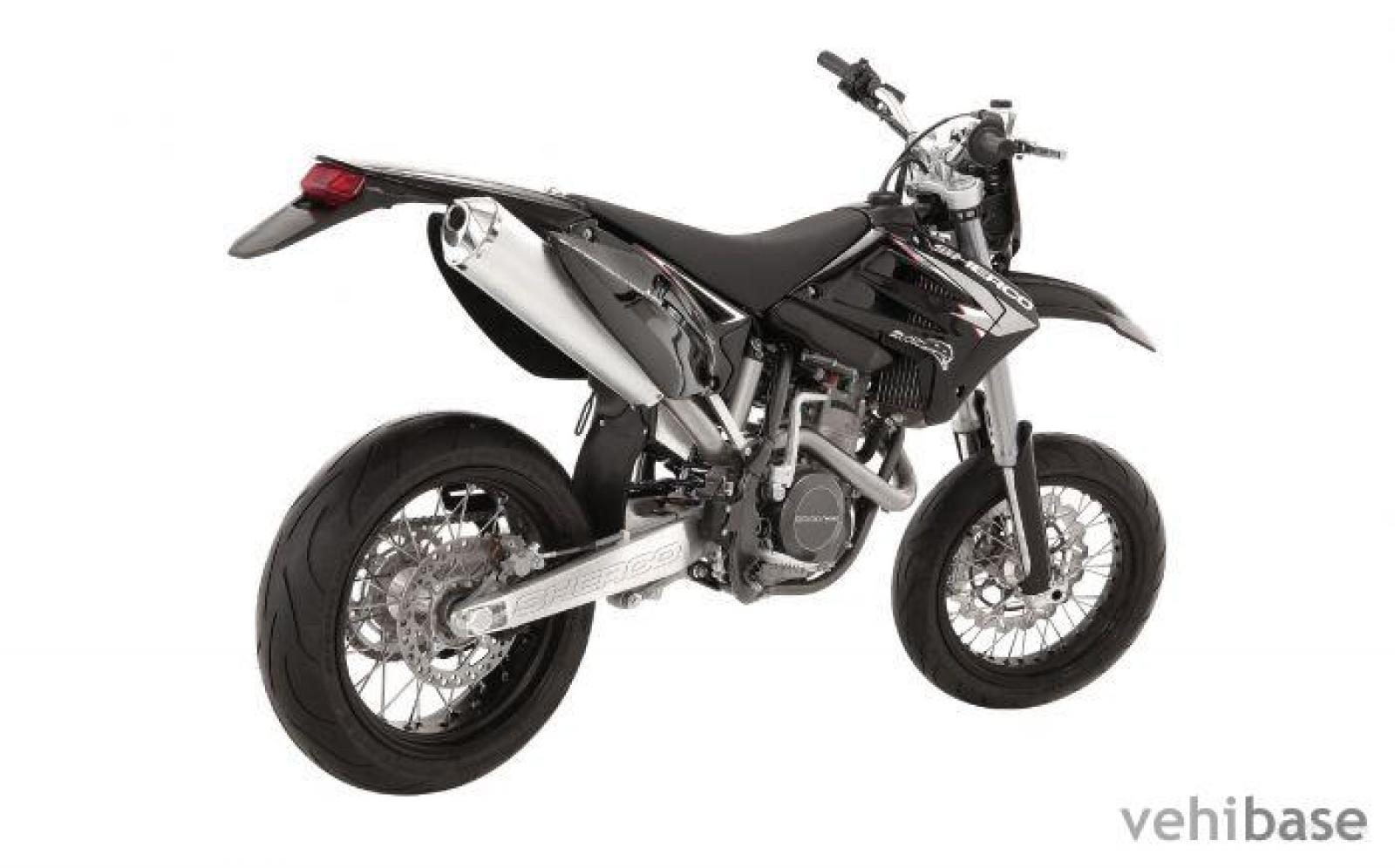 2010 Sherco SM 0.5 Black Panther #3