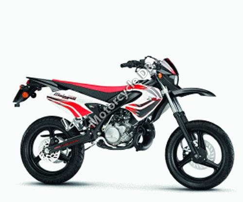 2011 Sherco SM 0.5 Black Panther #4