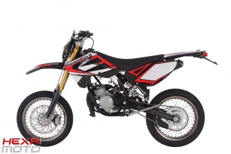2011 Sherco SM 0.5 Black Panther #1