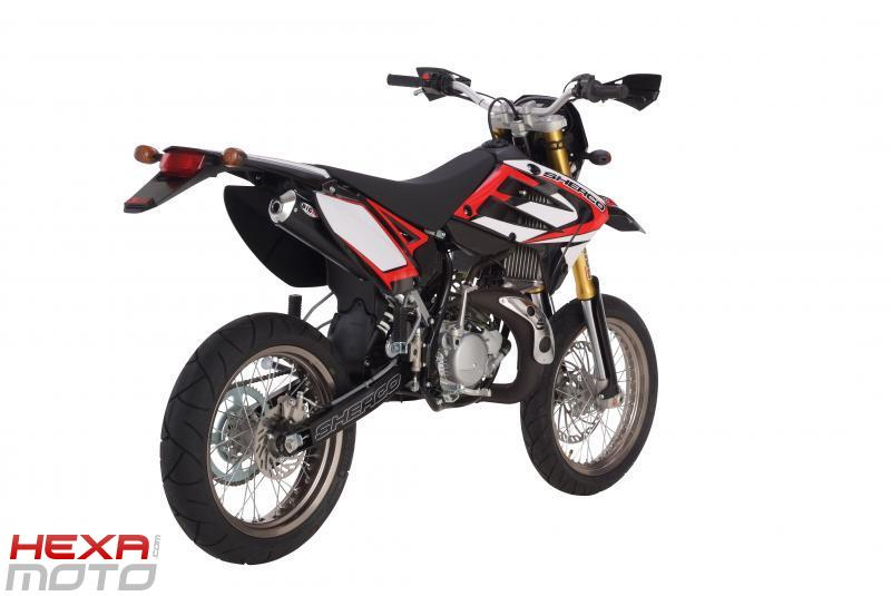 2011 Sherco SM 0.5 Black Panther #7
