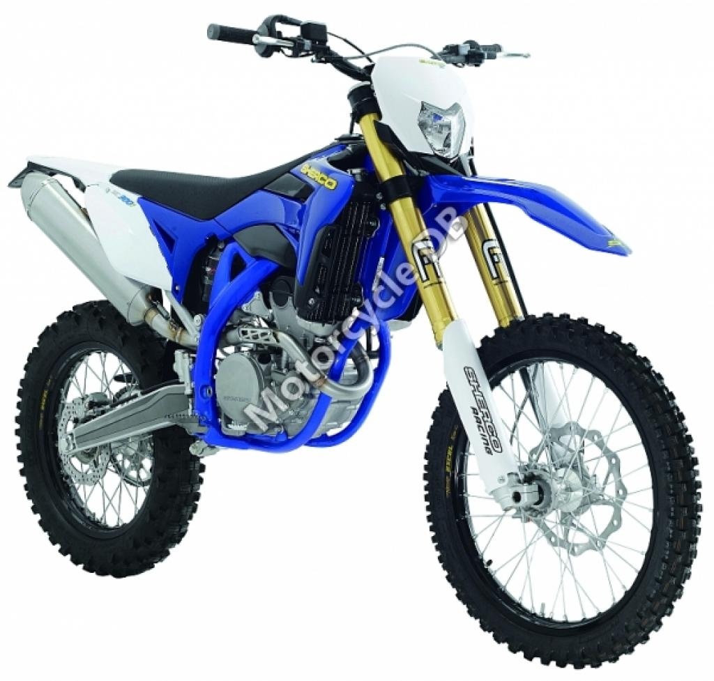 2011 Sherco SM 0.5 Black Panther #6