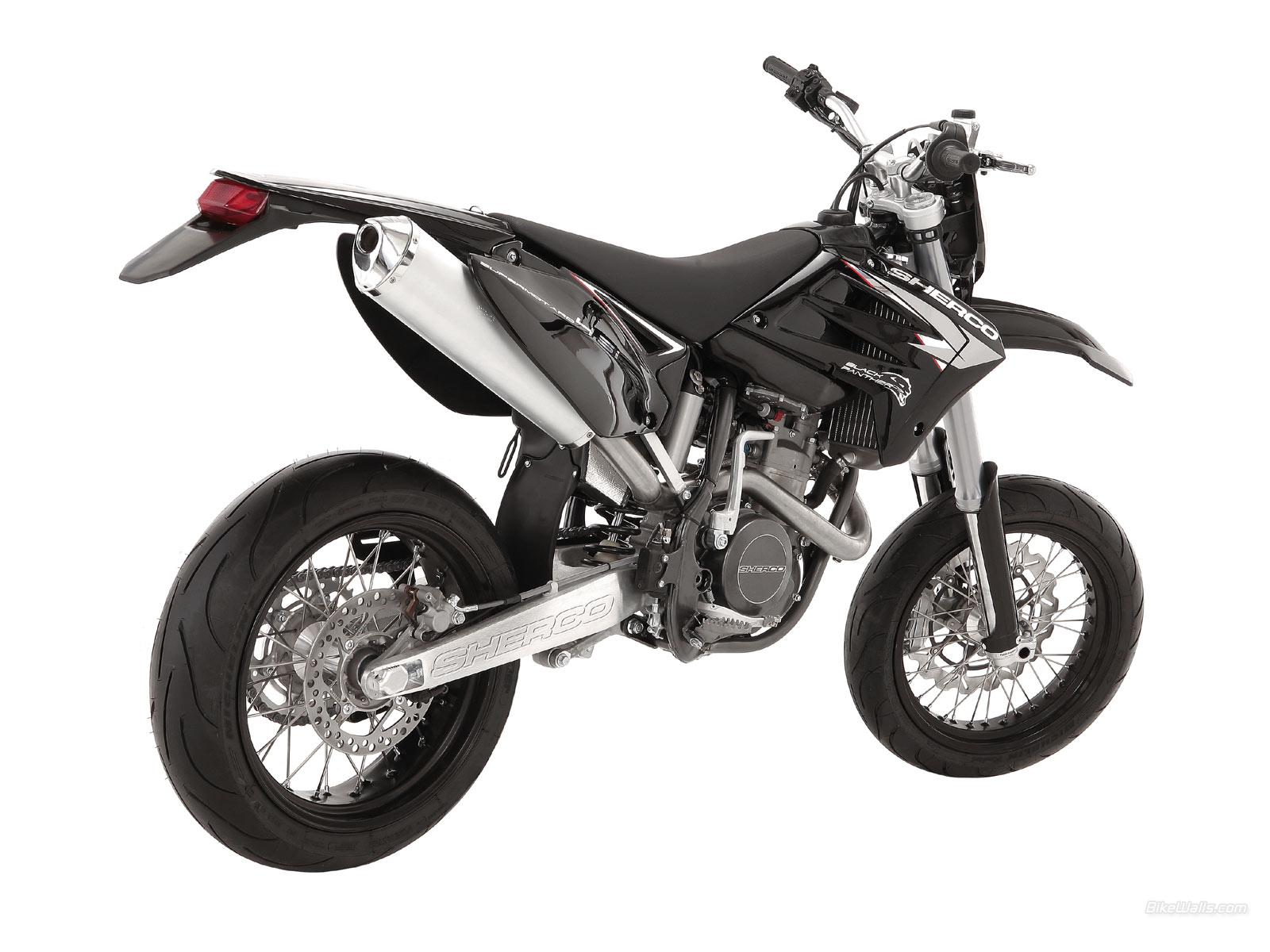 2011 Sherco SM 4.5i-F Black Panther Photos, Informations ...