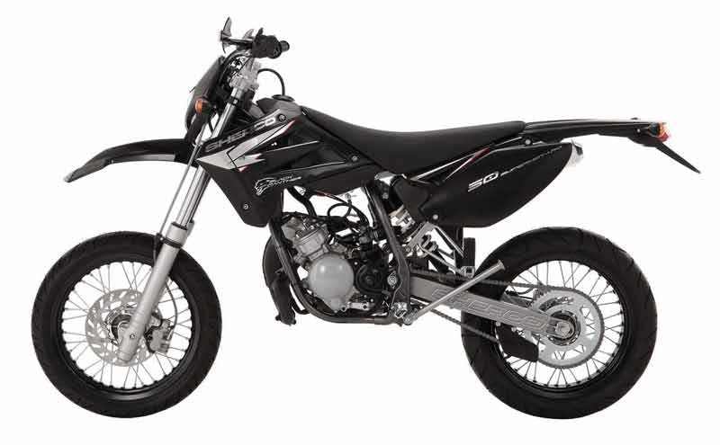 2004 Sherco Supermotard 50 cc #5