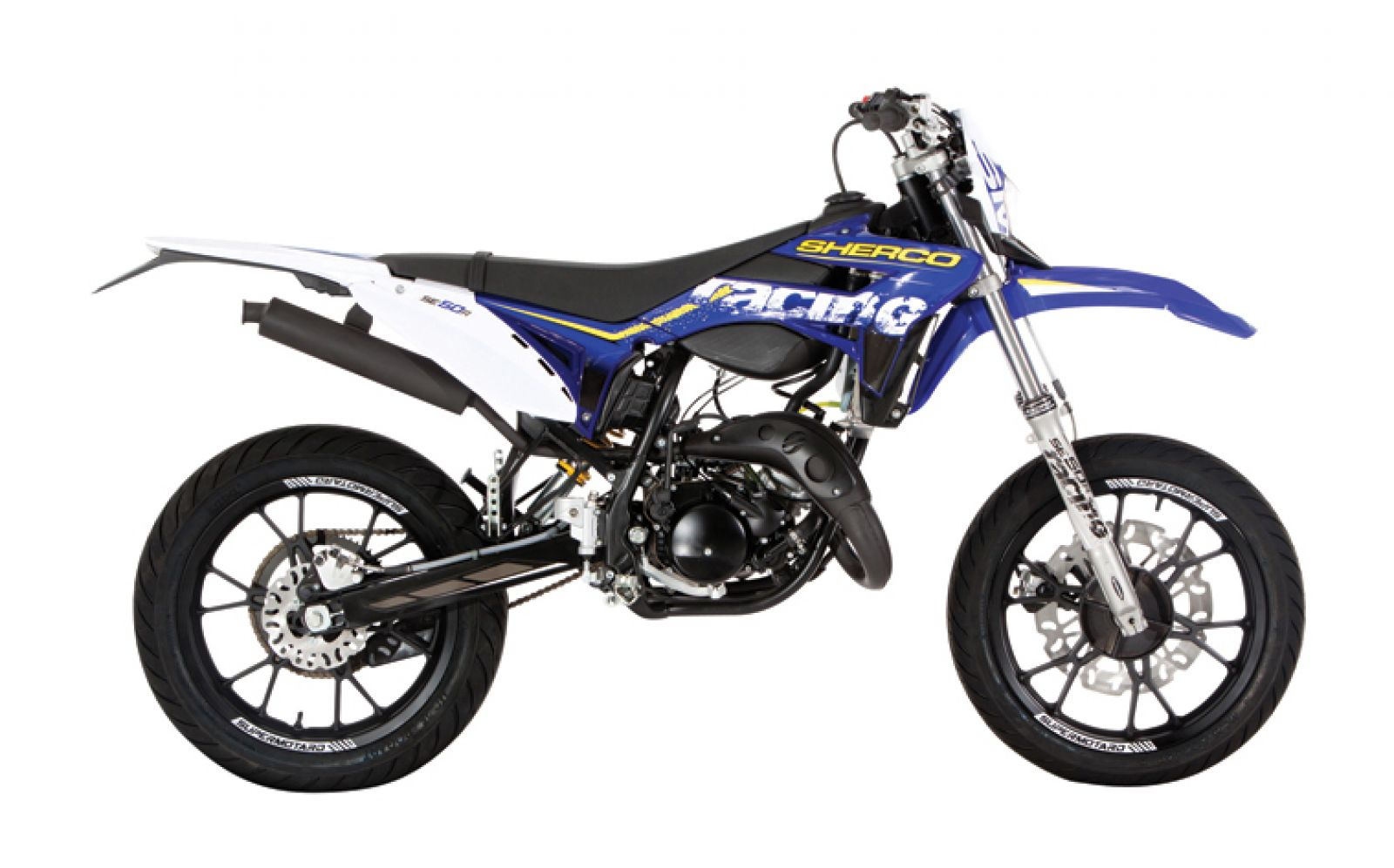 2004 Sherco Supermotard 50 cc #10