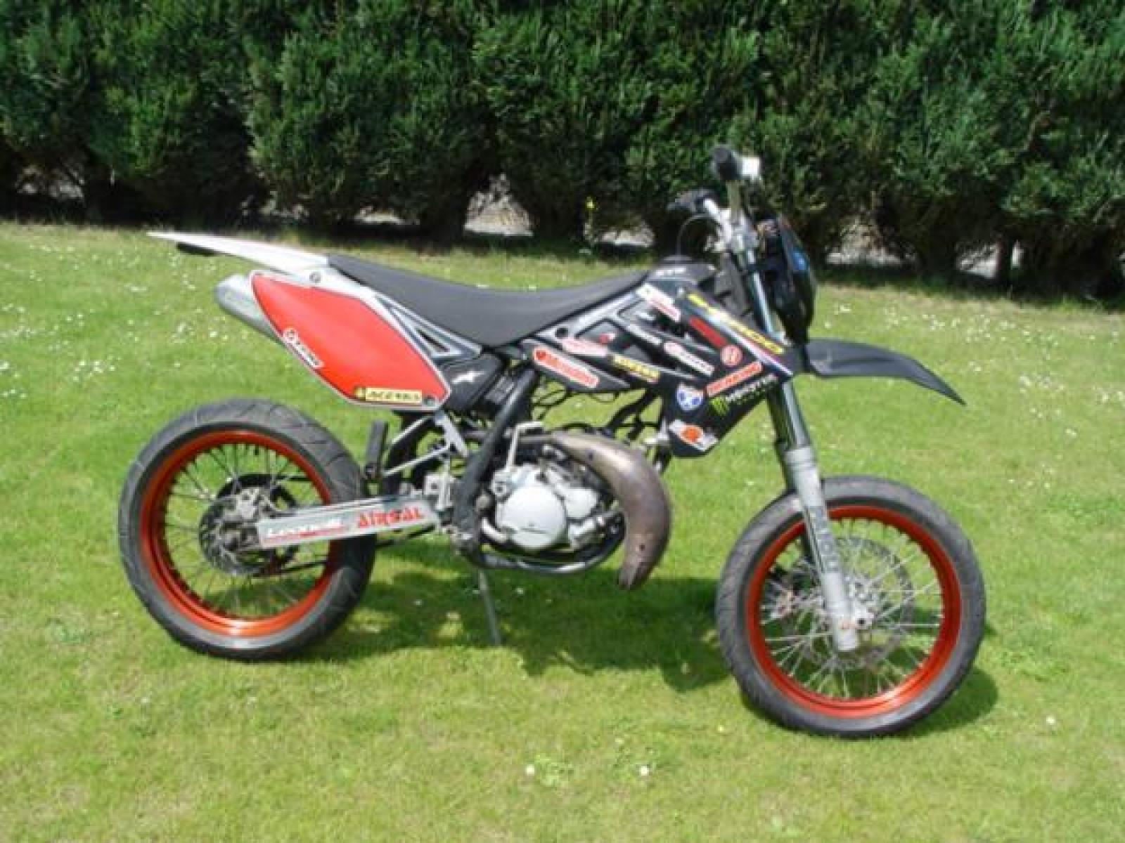 2004 Sherco Supermotard 50 cc #2
