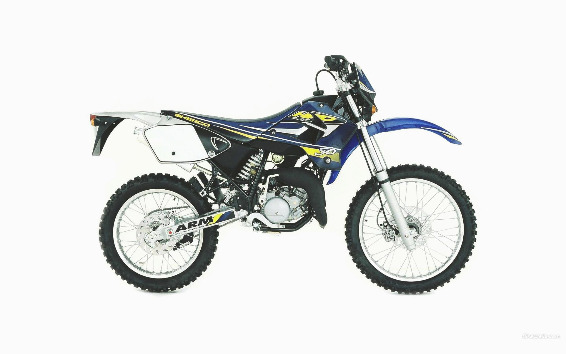 2004 Sherco Supermotard 50 cc #7