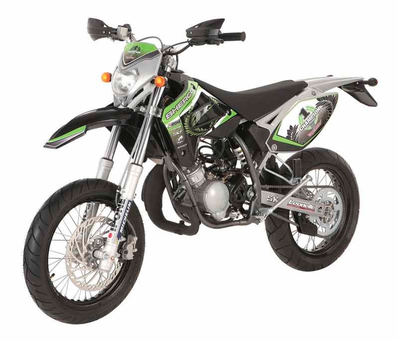 2004 Sherco Supermotard 50 cc #6