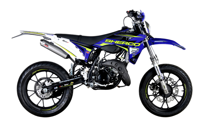 Sherco Supermotard 50 cc #1