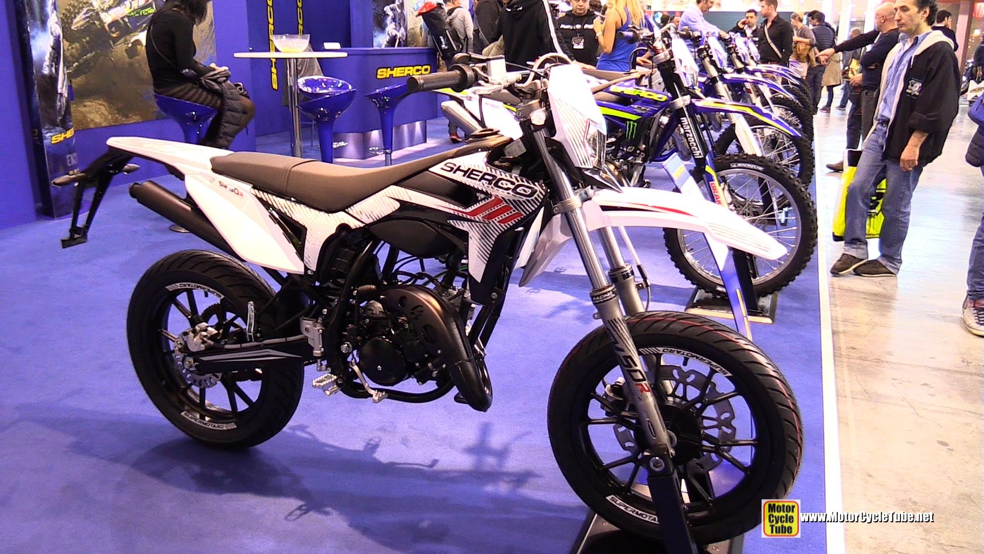 Sherco Supermotard 50 cc #6