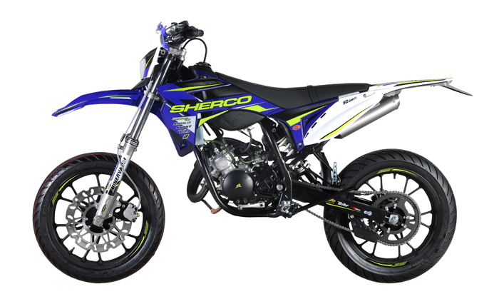 Sherco Supermotard 50 cc #2