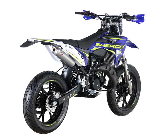 Sherco Supermotard 50 cc #4