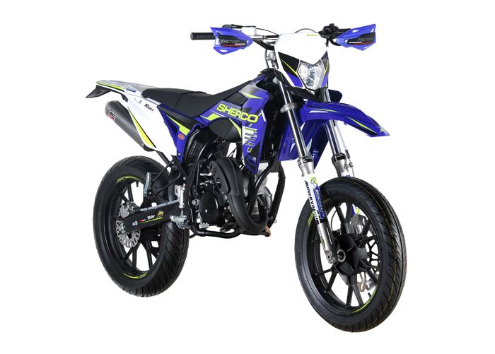 Sherco Supermotard 50 cc #3