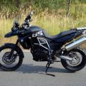 BMW F800GS Triple Black