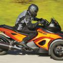 2011 Can-Am Spyder Roadster RS