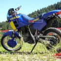 1989 Gilera XRT 600 (reduced effect)