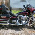 1992 Harley-Davidson Electra Glide Ultra Classic (reduced effect)